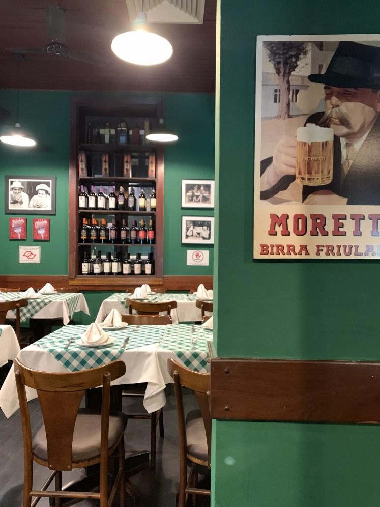 restaurantes em moema