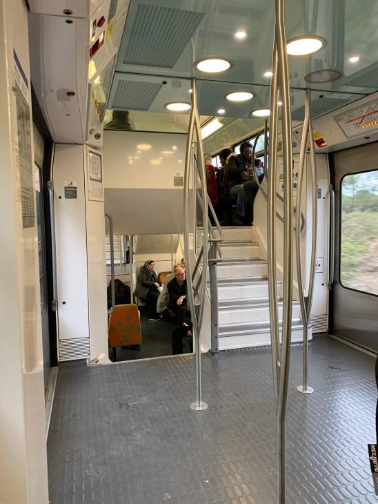 tre RER na França