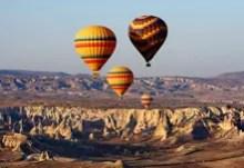 Turista Balloon ticket booking
