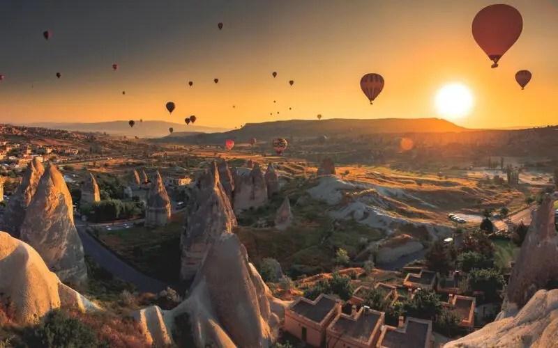 All About Cappadocia