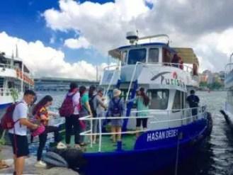 Bosphorus Boat tours