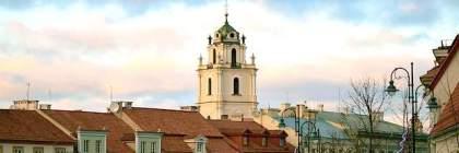 Vilnius capitale Lituania