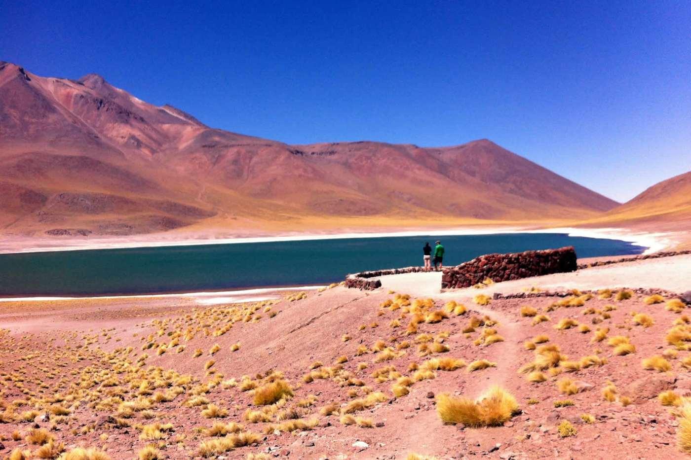 Piedras Rojas, Lagunas Altiplanicas e Salar de Atacama