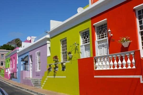 Bo-Kaap, Cape Town, Sudafrica
