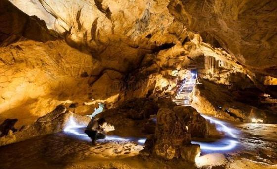 Las cuevas de Puente Viesgo