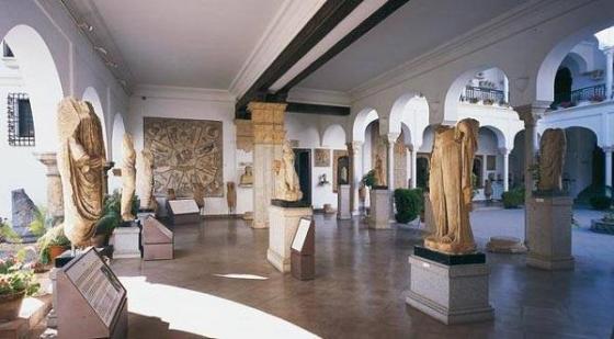 Mueseo arqueológico de Córdoba.