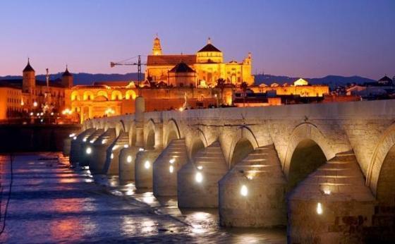 Puente romano de la ciudad de Córdoba