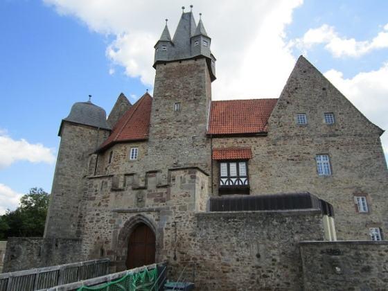 Castillo de Spangerberg