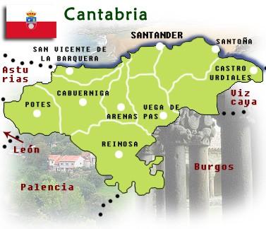 Turismo en cantabria turistum - Casas rurales en el norte de espana ...