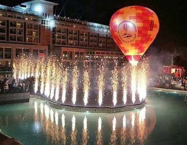 Antalya'da 4 Milyon Dolarlık Hint düğünü