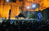Egberto Gismonti Gümüşlük'te piyano resitali verdi