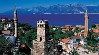 """Photo of عدد السياح الوافدين إلى """"أنطاليا"""" التركية بارتفاع"""