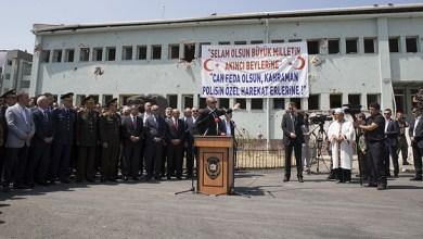 Photo of أردوغان ينتقد مسؤول بالاستخبارات الأمريكية لدفاعه عن الانقلابيين