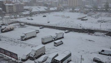 Photo of بدء موسم تساقط الثلوج شرق تركيا