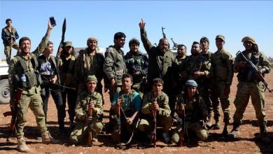 "Photo of الجيش السوري الحر يحرر ""دابق"" و""صوران"" بحلب من داعش"