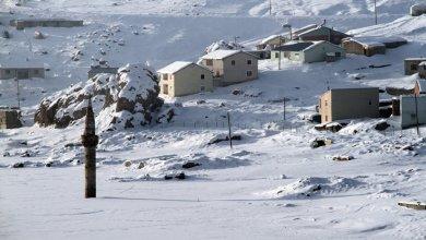 """Photo of """"مأذنة الثلج"""" تجذب محبي التصوير إلى """"أغري"""" التركية"""