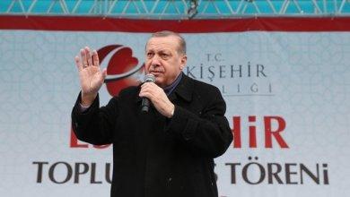 Photo of أردوغان: أبوابنا موصدة أمام الأوروبيين المعادين لحرية المعتقد