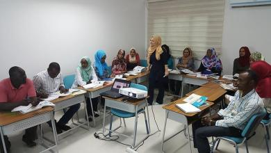 Photo of إقبال كبير على تعلم اللغة التركية في السودان