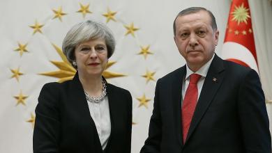 Photo of أردوغان وماي يبحثان هاتفيا آخر المستجدات في القدس