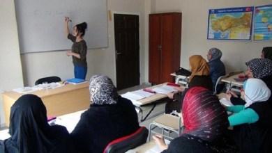 Photo of وزارة التعليم التركية تطلق دورات مجانية لتدريس اللغة التركية لأمهات الطلاب السوريين