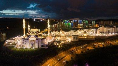 Photo of بالصور.. جامع يجمع بين معالم أربع جوامع تاريخية في تركيا