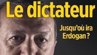 """Photo of غلاف مجلة """"لوبوان"""" الفرنسية تصف أردوغان """"بالدكتاتور""""، فماهو السبب!!"""