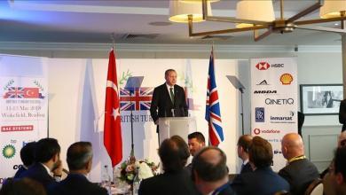 Photo of أردوغان: نسعى لزيادة التبادل التجاري مع بريطانيا إلى 20 مليار دولار