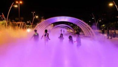 Photo of بالصور..بلدية إسطنبول تفتتح حديقة تتميز بمؤثراتها الضوئية والضبابية
