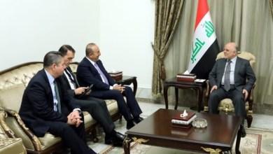 Photo of الحكومة العراقية تقر مذكرة للتعاون الأمني مع تركيا