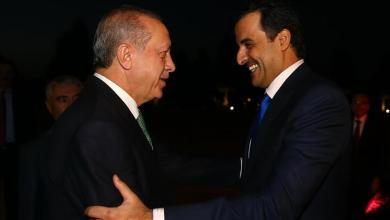 Photo of الرئيس أردوغان يهنئ أمير قطر بفوز منتخب بلاده بكأس آسيا