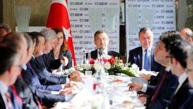 Photo of تركيا تهدف إلى رفع حجم تبادلها التجاري مع رومانيا إلى 10 مليارات دولار