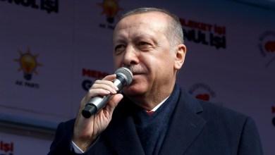 Photo of أردوغان: التضخم سينحسر مجددا بين 6-7 بالمئة