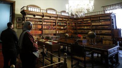 """Photo of """"مكتبة الخليفة عبد المجيد"""" في إسطنبول.. شاهد تاريخي ومقصد معرفي"""
