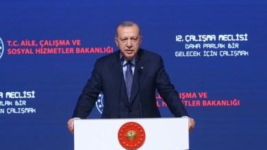 Photo of أردوغان يؤكد عزم بلاده الوصول إلى مصاف أكبر عشر اقتصادات في العالم