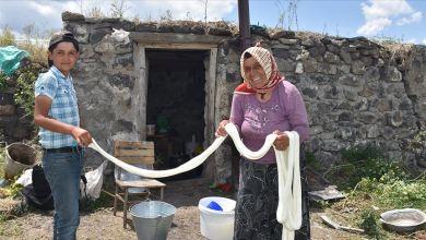 """Photo of جبنة """"جيجيل"""".. مذاق فريد بـ""""قارص"""" التركية"""