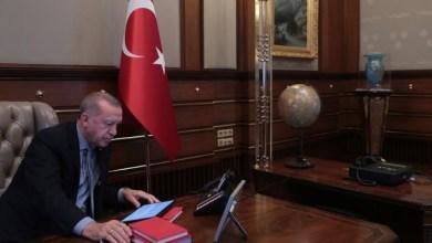 """Photo of الرئاسة التركية تنشر صور لحظة إعطاء أردوغان أمر البدء بـ""""نبع السلام"""""""