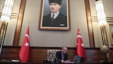 "Photo of تزامناً مع انطلاق العملية العسكرية.. أردوغان يغرّد بالعربية حول ""نبع السلام"""