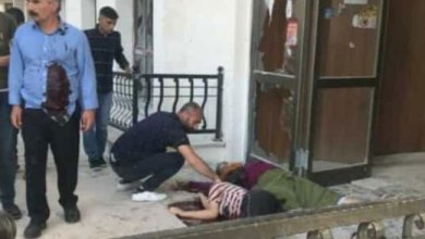 Photo of استشهاد سيدة وطفلتيها بقذائف للإرهابيين مصدرها سوريا في ماردين التركية