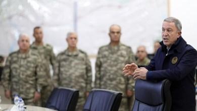 Photo of وزير الدفاع التركي: هناك تنسيق متواصل بين الجيش التركي والأمريكي