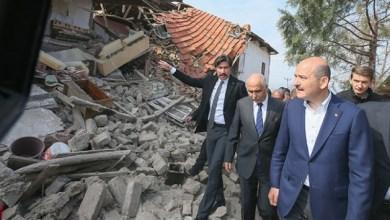 """Photo of """"صويلو"""" يكشف خطة تركيا لمواجهة خطر الزلازل خلال العام الجديد"""