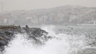 """Photo of احذروا .. """"عاصفة قوية"""" تضرب تركيا  وتبلغ ذروتها في ولايتين"""