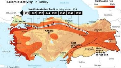 Photo of زلزال تركيا ينذر بكوارث مستقبلية