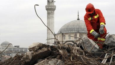 Photo of بلدية إسطنبول تعلن عن مناطق إيواء مؤقتة خشية زلزال محتمل