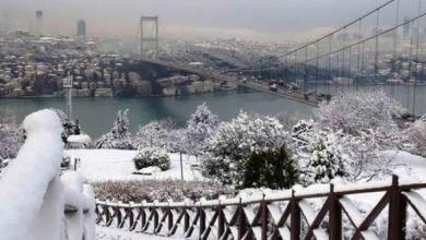 Photo of الثلوج قادمة وبلدية إسطنبول تستعد