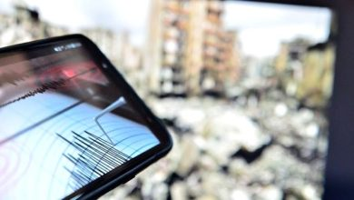 Photo of زلزالان بفارق دقيقتين يضربان مدينة وان في شرق تركيا