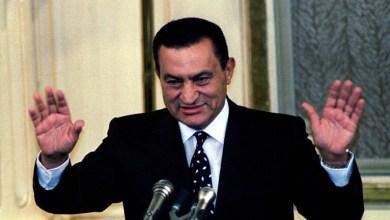Photo of الرئاسة المصرية تعلن الحداد 3 أيام على وفاة الرئيس الأسبق حسني مبارك