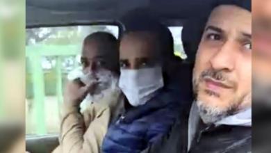 """Photo of بهذه الطريقة حاول شاب إيهام الشرطة التركية بأنه يرتدي """"كمامة"""""""