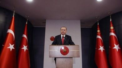 """Photo of كيف يقضي أردوغان وقته بزمن """"كورونا""""؟"""