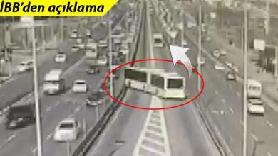 Photo of حادث اصطدام مروع بين حافلتي ميتروبوس بإسطنبول