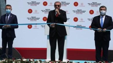 Photo of أردوغان: وعدنا فأوفينا ,, بناء مشفى مطار أتاتورك في 45 يوما